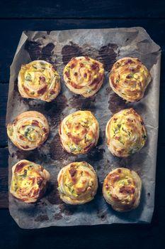 Juicy pastry
