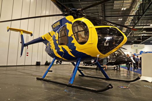 LONDON - HELITECH INTERNATIONAL - HELICOPTERS