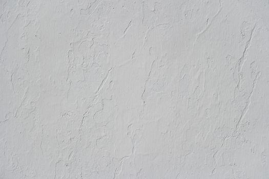 white stucco wall