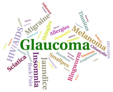 Glaucoma Illness Means Optic Nerve And Attack