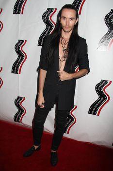 Kajetan Gora at the Polish Film Festival Los Angeles Opening Night, Egyptian Theatre, Hollywood, CA 10-13-15/ImageCollect