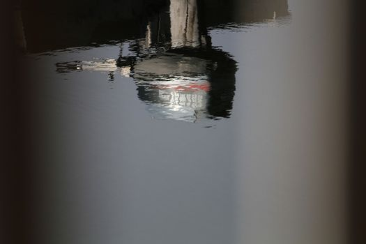 Reflections of outboard