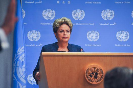 US - CLIMATE - BRAZIL UN PLEDGE