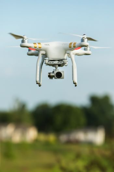 Flying Surveillance Drone