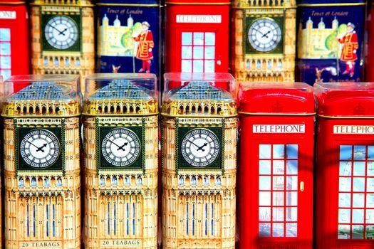 souvenir        in england london obsolete