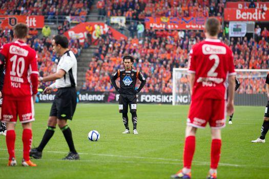Norgesmesterskapet i fotball for menn 2011. Det var det 106. norgesmesterskapet i fotball. Aalesund ble norgesmestere etter å ha vunnet 2-1 mot Brann i finalen.