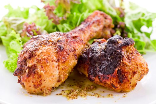 Hot Chicken Legs