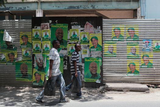 TANZANIA - POLITICS - ELECTION