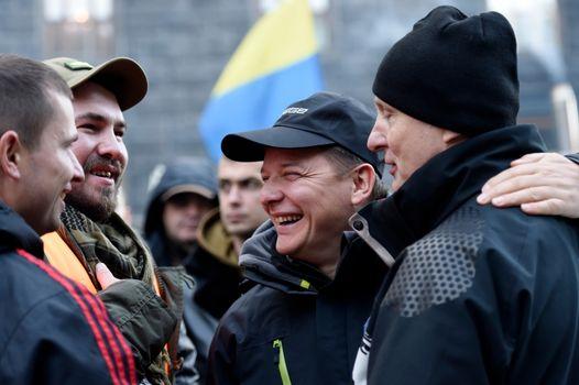 UKRAINE - UTILITY PRICES - TARIFF MAIDAN RALLY
