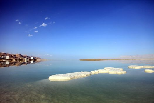 landscapes of the Dead Sea