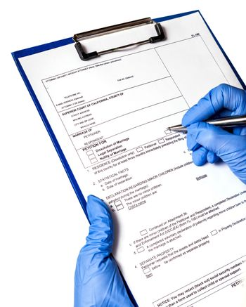 entry in the medical record