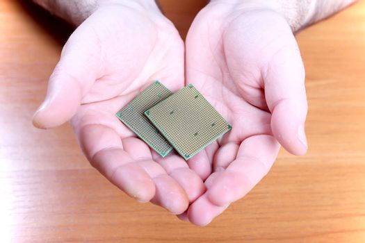 processors for computer technology, industry