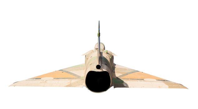 military combat aircraft