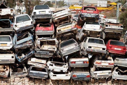 dump cars