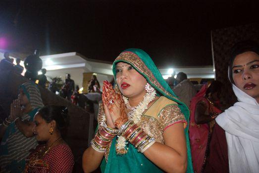 INDIA - RELIGION - HINDUISM