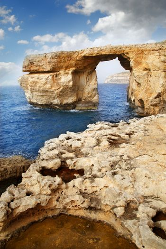 Azure Window, Island of Gozo