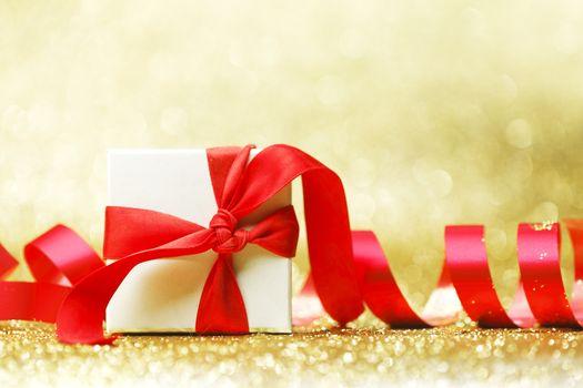 Decorated present