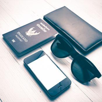 travel gadget vintage style