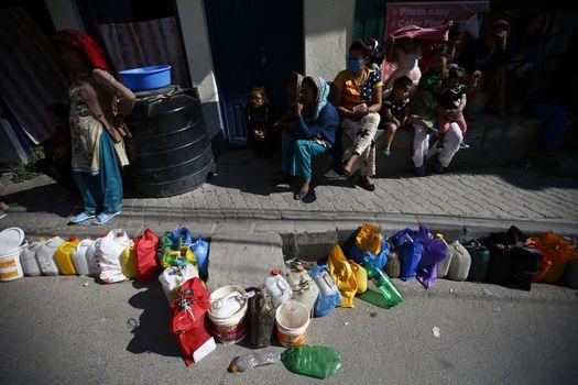 NEPAL - FUEL - CRISIS
