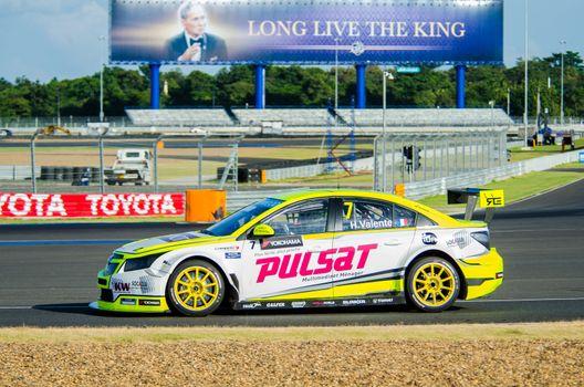 2015 FIA World Touring Car Championship