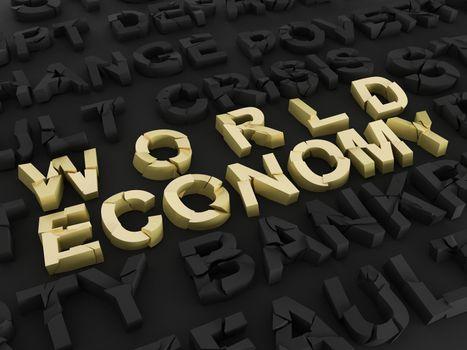 World economy crisis