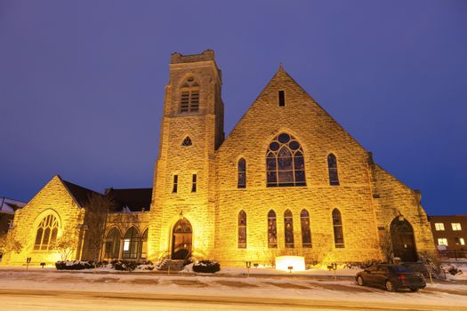 First Presbyterian Church in Topeka