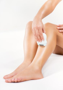 Shaving leg