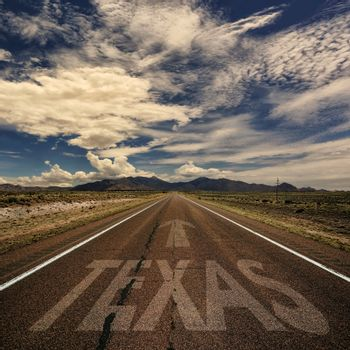 Road To Texas