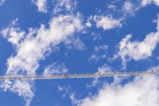 Bridge in heaven