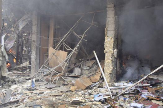Syria: Blast kills 10, injures dozens in eastern Damascus