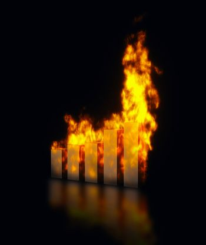 Graph burning