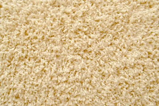 Beige carpet texure as background