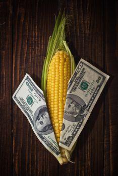 Corn is money