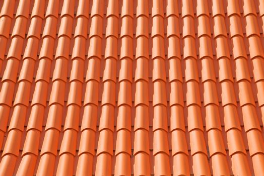 Roof texture tile