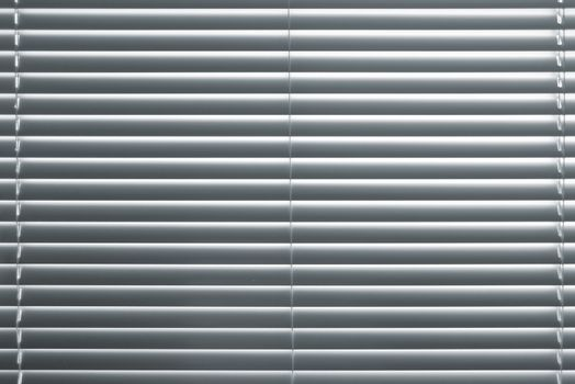 Venetian blinds, close up image as background.