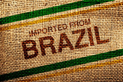 Imported from Brazil