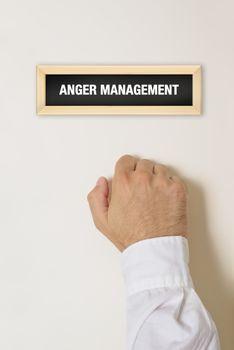 Anger management specialist