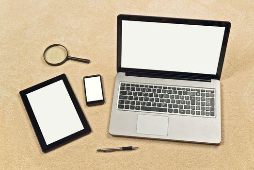 Responsive Web Design backdrop