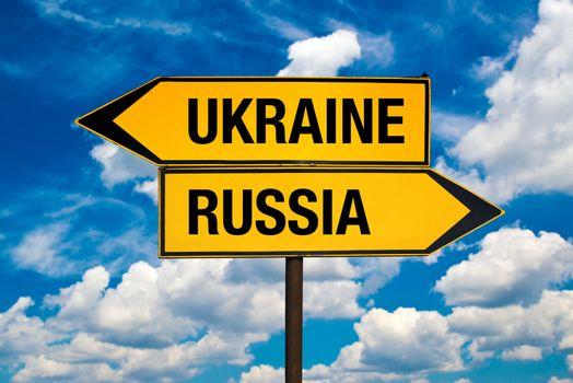 Ukraine or Russia