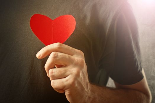 Be my Valentine, Valentines day concept.