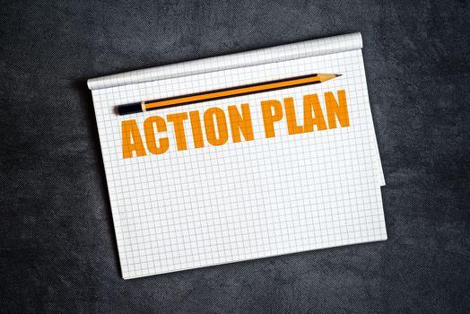 Action Plan Copy Space