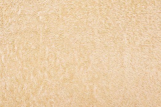Beige Towel Texture
