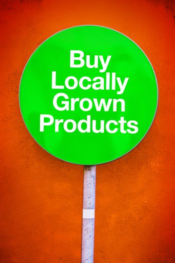 Buy Locally Grown Products