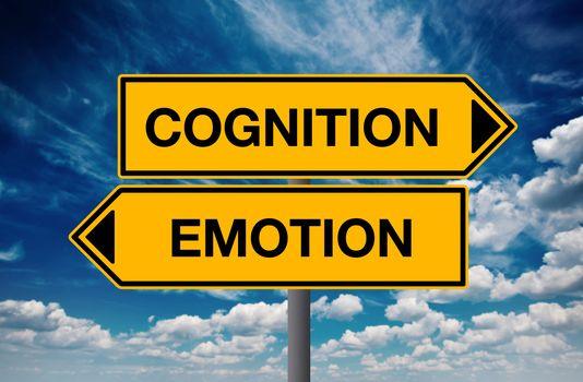 Cognition versus Emotion, Concept of Choice