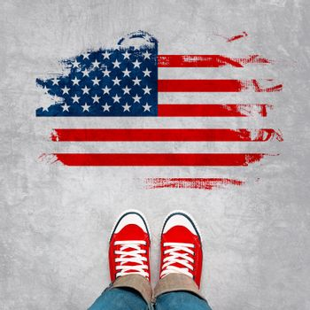 American Urban Youth Concept