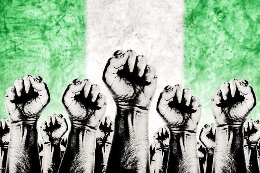 Nigeria Labor movement, workers union strike