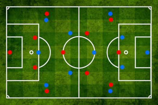 Soccer strategy and tactics