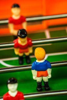 Table Soccer Detail