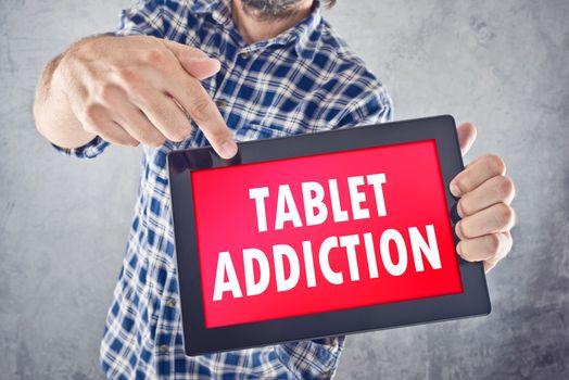 Tablet Addiction