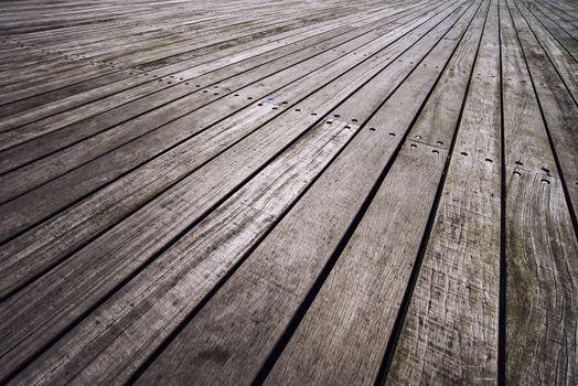 Boardwalk in Perspective